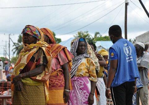 """Norra Moçambique: """"För hungriga för att tänka på morgondagen"""""""