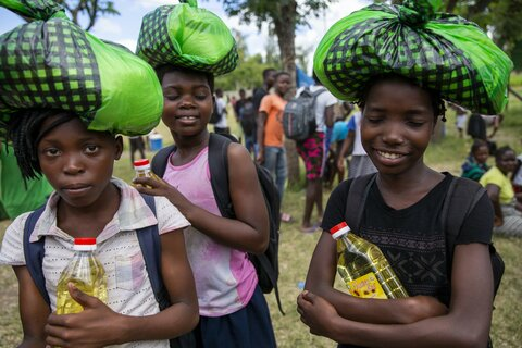 12 saker du inte visste om FN:s livsmedelsprogram