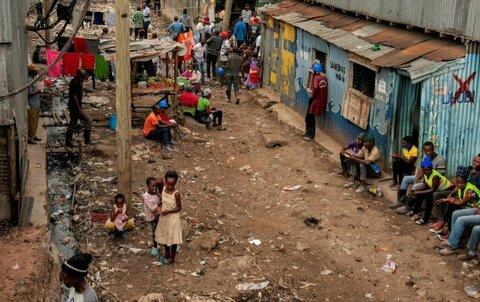 Kenya: Kontantstöd är en livlina för familjer i hungerns grepp