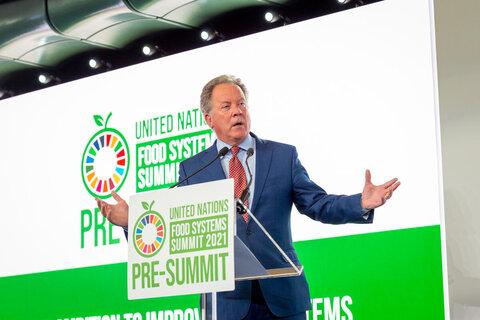 'Vi har resurserna för att avskaffa hunger – inte ett enda barn borde få svälta'
