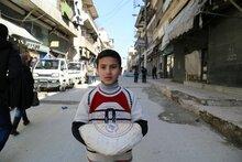 Efter sju år fortsätter lidandet i Syrien