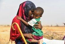 Sverige ger ett avgörande bidrag till WFP:s program för att stärka motståndskraft i Etiopien