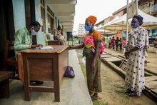 FN:s livsmedelsorgan varnar för ökade nivåer av akut hunger med risk för hungersnöd i fyra hotspots