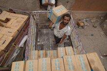 FN:s World Food Programme välkomnar framsteg kring de nyckelåtgärder som de Sana'a-baserade myndigheterna tagit