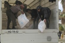 FN:s World Food Programmes verkställande direktör David Beasley medverkar i konferens om stöd till Syrien och regionen