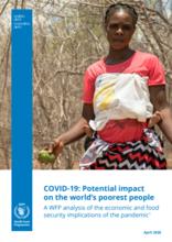COVID-19 - potentiella effekter på världens fattigaste