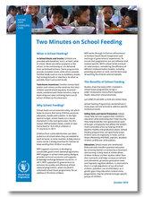 Faktablad om skolmåltider