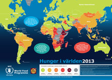 Hungerkartan 2013